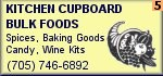 Kitchen Cupboard Bulk Foods